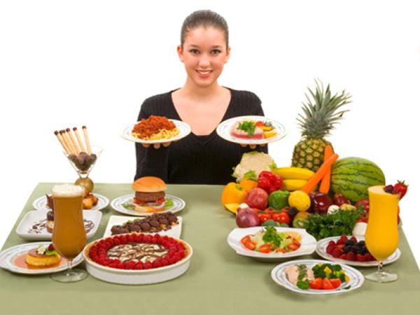 Cần biết đâu là  thực phẩm nên ăn và không nên ăn trong lúc bị mụn